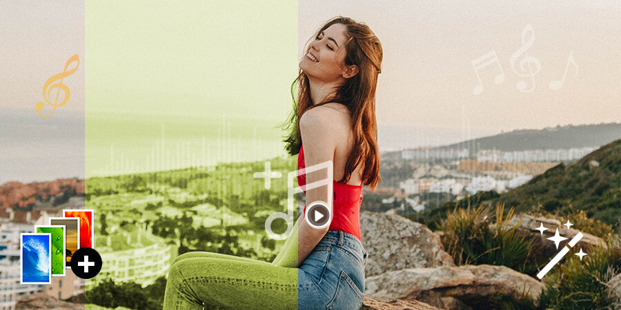 How to Add Filters, Themes and Music to your Videos?