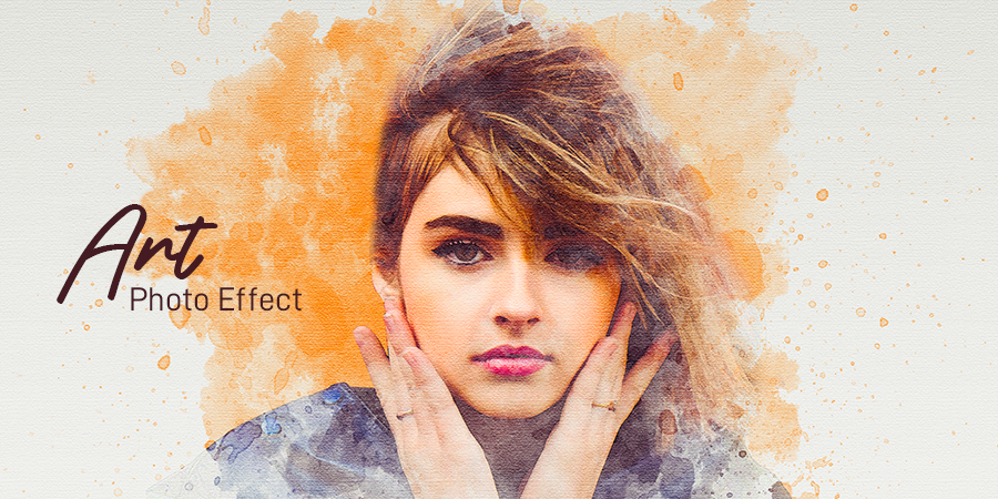 How To Apply Art Effect On Photo Using Photo Lab