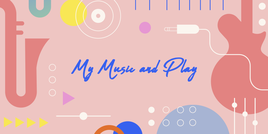 My music and play Audio Using Music Player